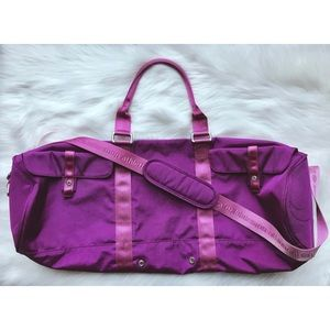 lululemon | yoga/gym bag
